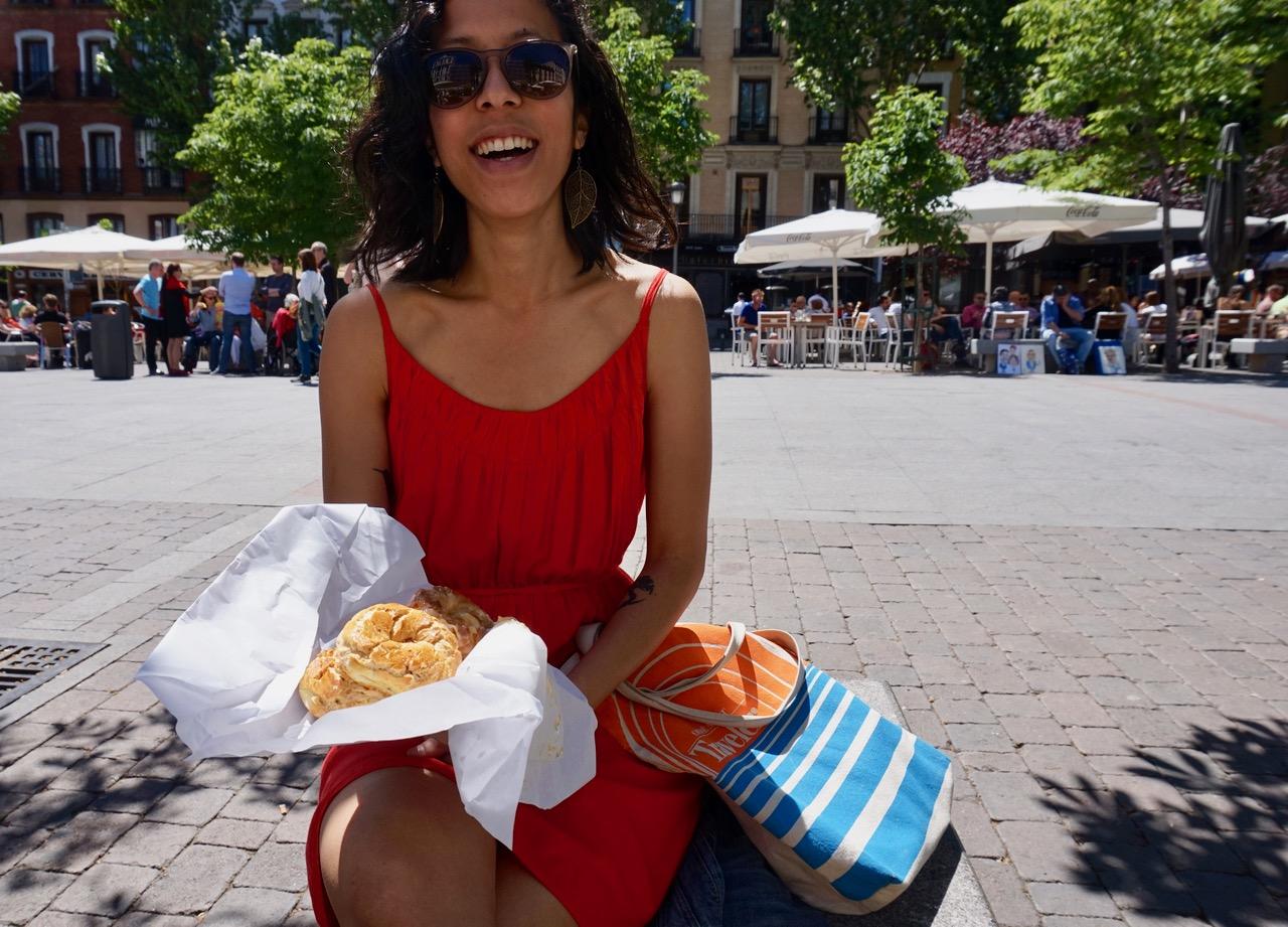 rosquillas de san isidro madrid