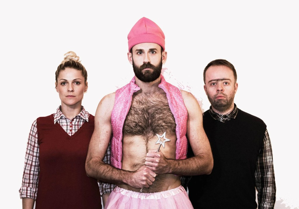 english comedy in Madrid – maybe it's you