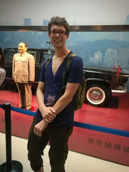 Me and Deng Xiaopeng