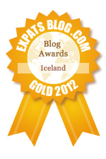 Expat blogs in Iceland