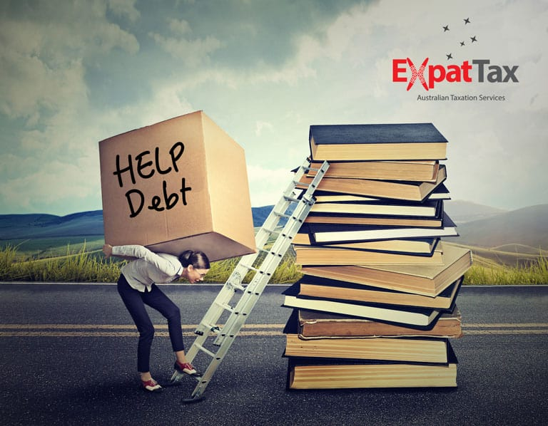 Australian expats to repay HELP debts