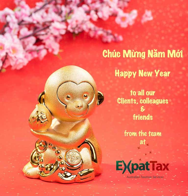 Lunar New Year 2016 - the Year of the Monkey