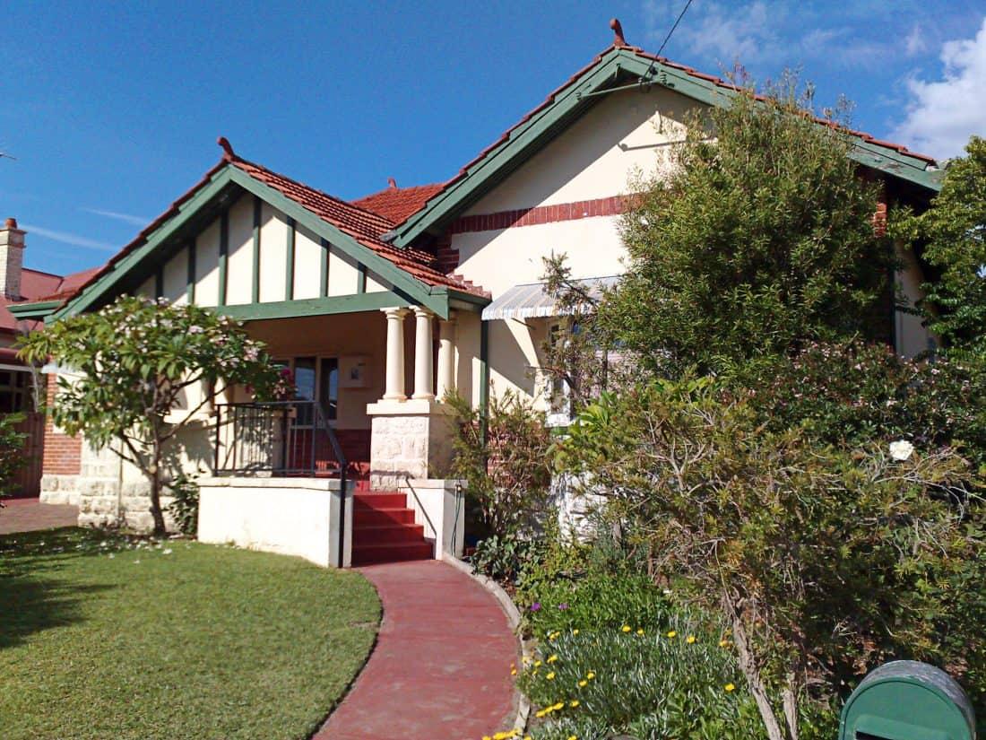 principal place of residence
