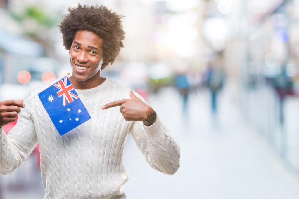 moving to Australia from the US