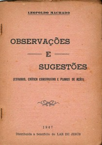Capa Observações