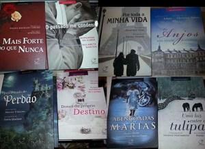 Os romances dominam a prateleiras das livrarias