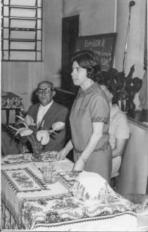 Maria Aparecida Garbatti (Cidinha), trabalhadora da FEESP e grande entusiasta das ideias espíritas.