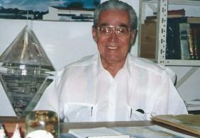 Hernani Guimarães Andrade, pesquisador.