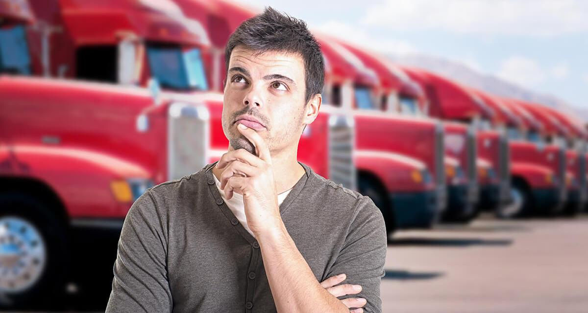 Owner Operator or Fleet Driver: Which is Right for You?