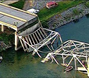 Thousands of bridges at risk of freak collapse