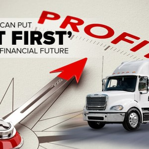 How Expediters Can Put 'Profit First' to Secure Their Financial Future
