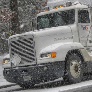 Tis The Season: Winter Driving
