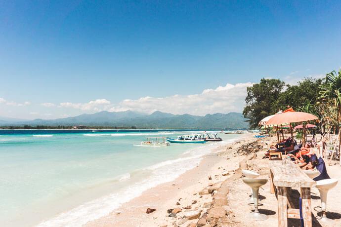 Gili Eilanden in Indonesi 13 leuke reistips voor Gili Air