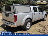 Nissan Navara (Double Cab) - Bushtech Canopy Top