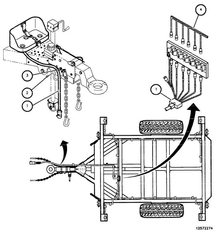 trailer end wiring diagram