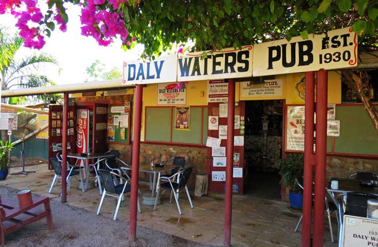 Famous Daly Waters Historic Pub for sale  Expedition
