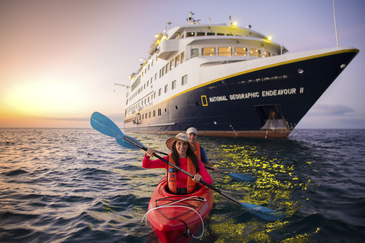 Lindblad Galapagos Islands  Expedition Cruise Specialists