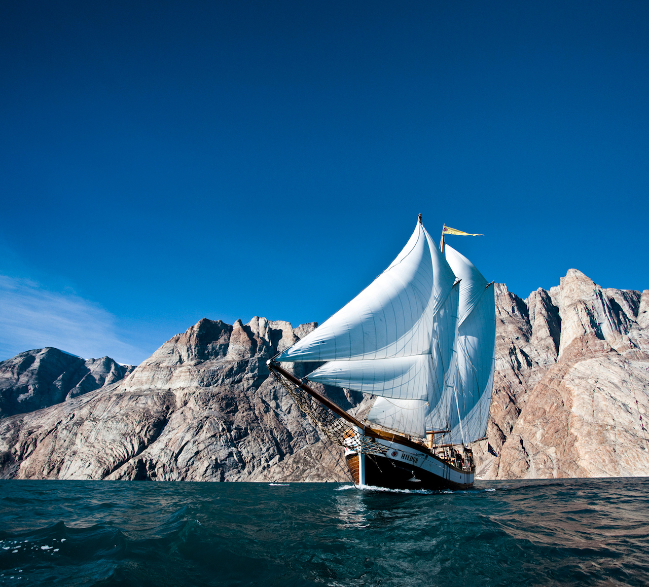 North Sailing Greenland Cruising  Expedition Cruise