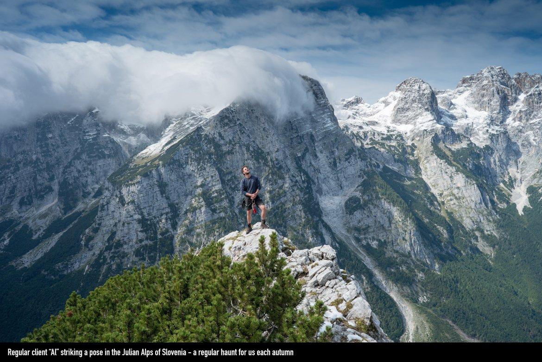 Alpine Trekking Holidays