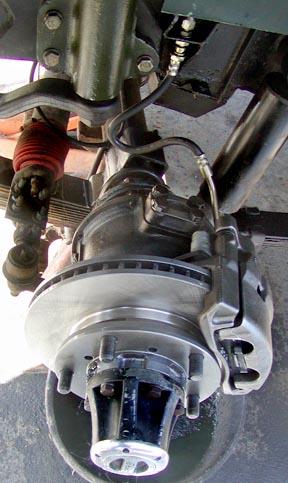 Honda Distributor Wiring Diagram Series Land Rover Disc Brake Conversion