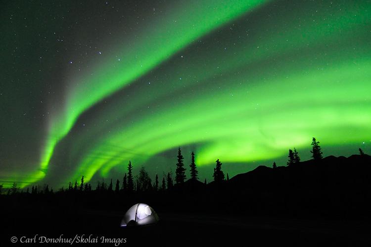 Northern Lights Alaska September 2017