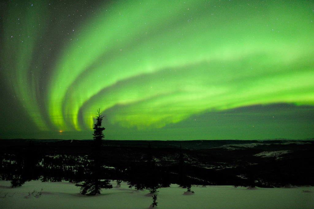 Northern Lights Alaska Tours