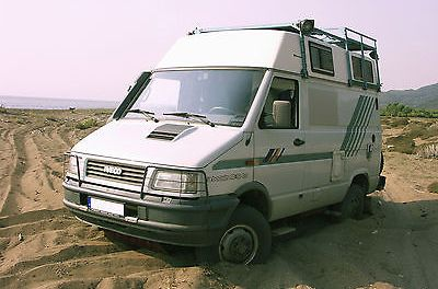 SOLD – Iveco 40-10 4×4 – Germany