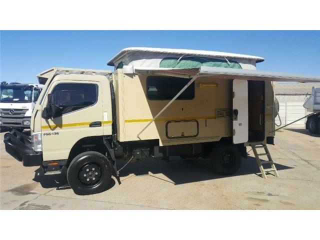 Mitsubishi Canter 6C15 – Full Expedition Camper – South Africa – €60,000