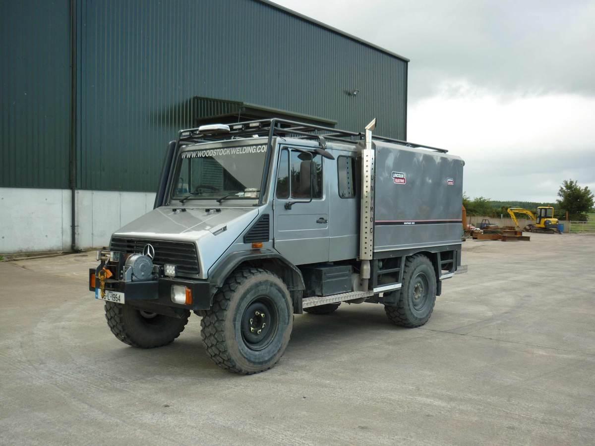 1996 Unimog 140 L - UK - €29,500