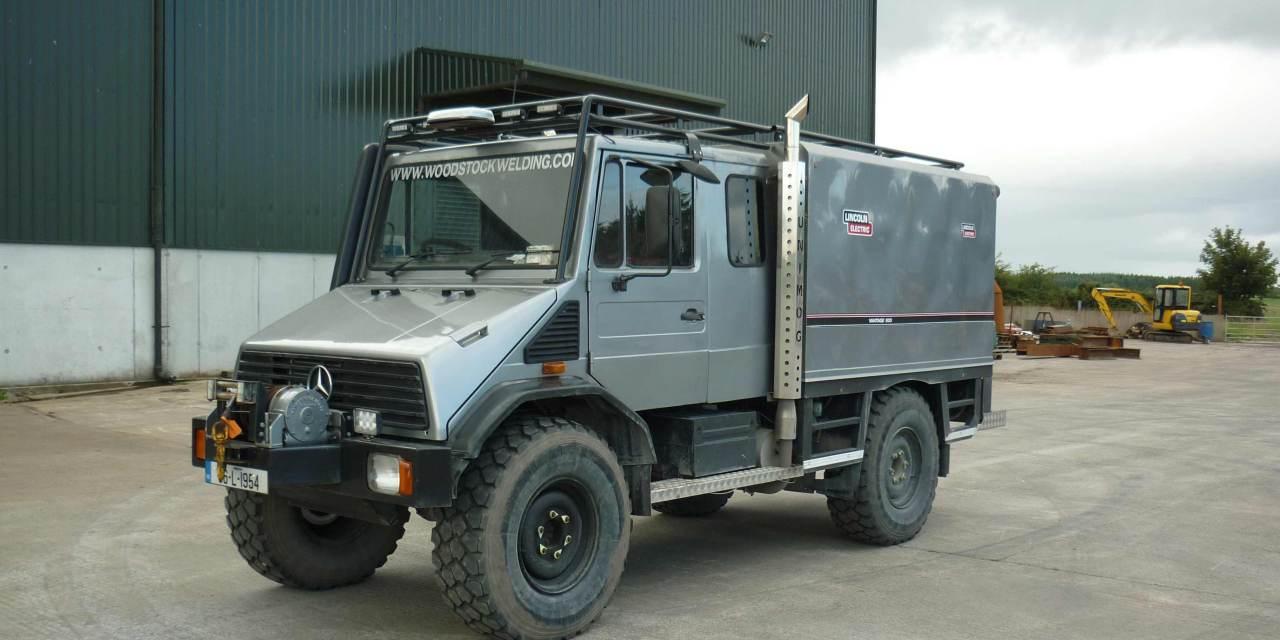 1996 Unimog 140 L – UK – €29,500