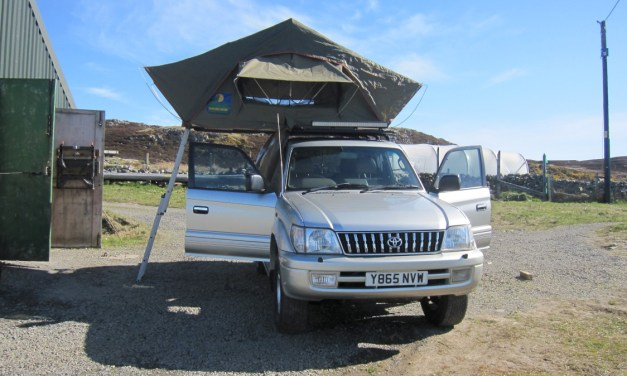 Fully Equipt 2001 Toyota Landcruiser 95, VX Model – UK/Europe – £12995