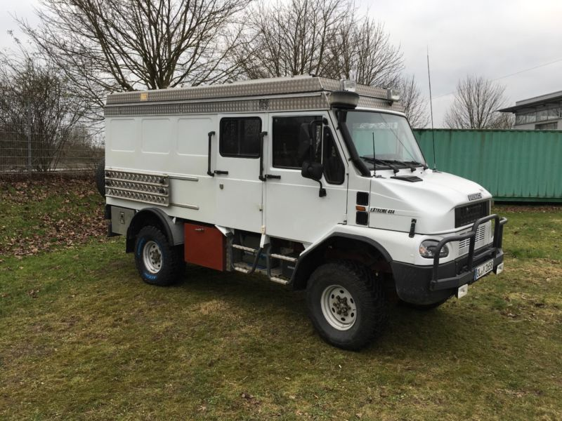 Bremach Extreme 4x4 Offroad Camper - Germany - €53,000