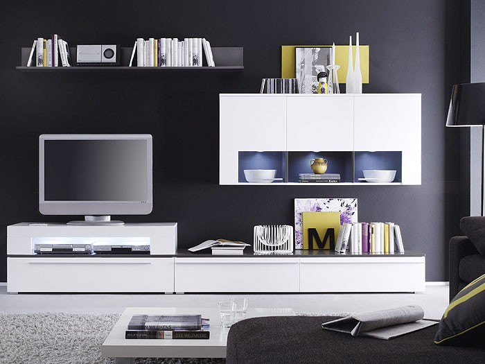 Wohnzimmerschrank Ohne Tv Teil