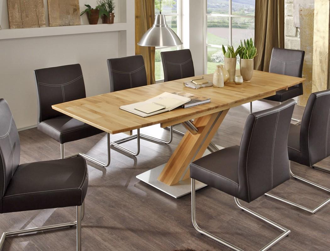 hochwertiger Sulentisch Esstisch ausziehbar bootsform Sule C Tisch Ataro 1XL  eBay