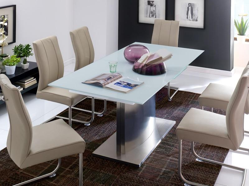 runder glastisch ausziehbar beautiful affordable glastisch ausziehbar wunderbar glastisch with. Black Bedroom Furniture Sets. Home Design Ideas