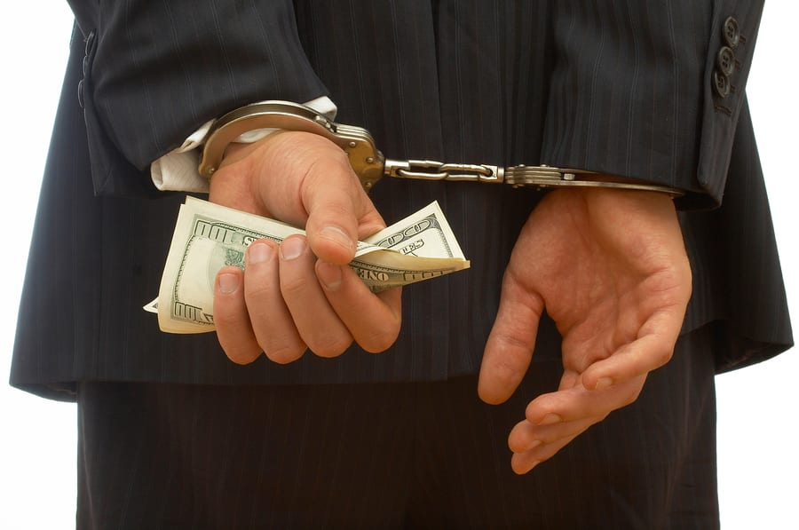 White Collar Crime Is A Crime Of Opportunity
