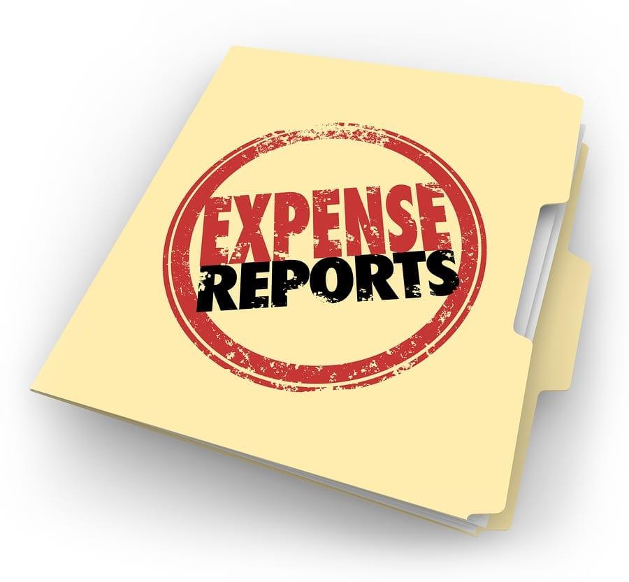 exspense reports