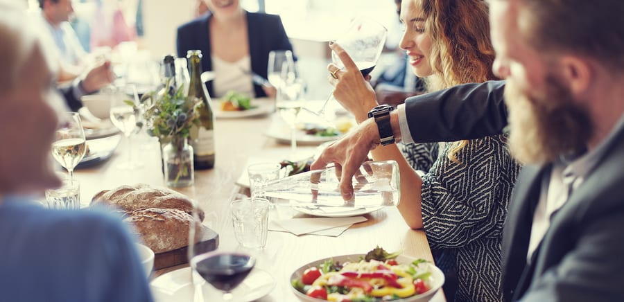 Deducting Business Meals And Entertainment Costs