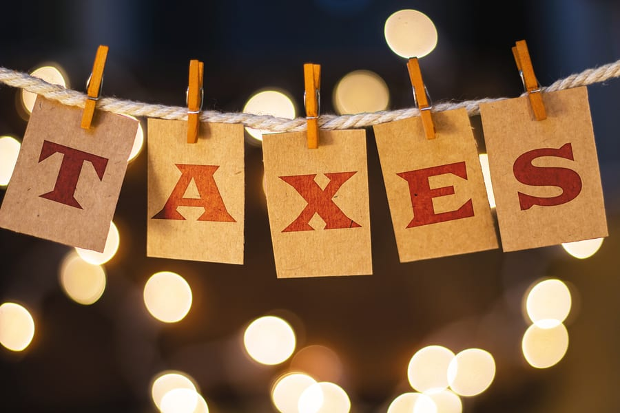 Don't Forget About Taxes In Your Expenses