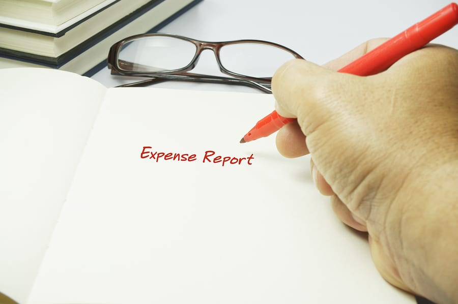 Why Use Multiple Expense Report Templates?
