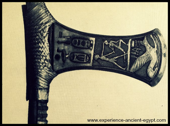 Ancient Egyptian Weapons - Battle Axe