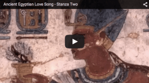 Ancient Egyptian Love Song - Stanza Two