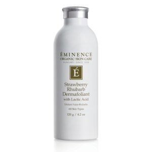 Éminence Strawberry Rhubarb Dermafoliant