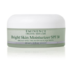 Éminence Bright Skin Moisturizer SPF40