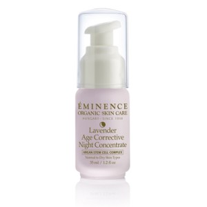 Éminence Lavender Age Corrective Night Concentrate