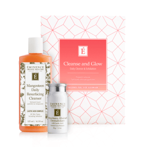 Éminence Cleanse and Glow Giftset
