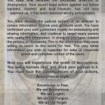 [PS3] Les Anonymous s'en prennent à SONY