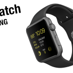 Unboxing Apple Watch Sport 42 mm Space Gray Black