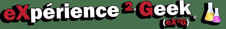 eXpérience2Geek