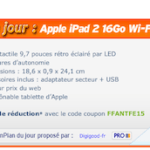 [Réduction] iPad 2 à 394,95€